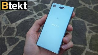 Sony Xperia XZ1 Compact 24hr Review (Shot on XZ1 4K)