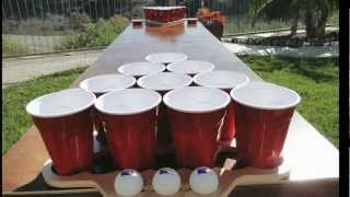 Beer Pong Table by Pong-O.com