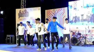 Delhi Bboys/Bgirl Showcase at Greeshm Utsav,Dilli Haat 2017