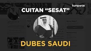 "Cuitan ""Sesat"" Dubes Saudi   LIPSUS"