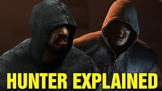 THE HUNTER EXPLAINED - HISTORY OF THE HUNTER IN L4D - LEFT 4 DEAD LORE