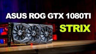 Newegg Insider: ASUS Strix GTX 1080 Ti Graphics Card