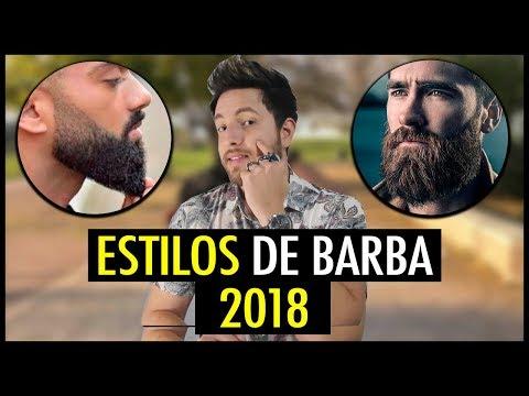 MEJORES ESTILOS DE BARBA PARA ESTE AÑO 2018 | JR Style For Men