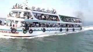 Keari Sindbad to Saint Martin's Island