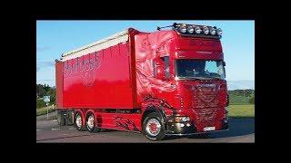 Strängnäs Truck Meet 2014 Sweden