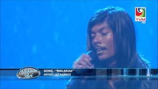 Maldivian Idol Shalabee Mee naa naa Fedhu unu mi Malakaa Magey Haalu