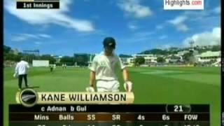 Pakistan vs New Zealand, 2nd Test, Day 1 Highlights 2011