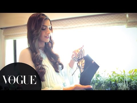 Inside the Wardrobe of Sonam Kapoor | Vogue All Access Series | VOGUE India