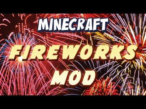 Minecraft Ender Wand and Fireworks Mod Spotlight