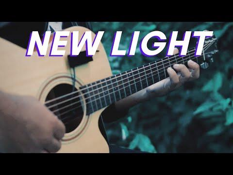 New Light - John Mayer | Violão Cover (Fingerstyle)