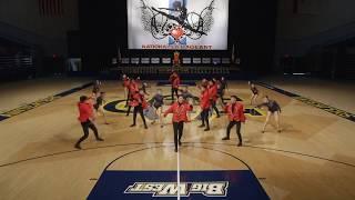 Channel Islands Coed Dance 2018 Champions MDDTUSA