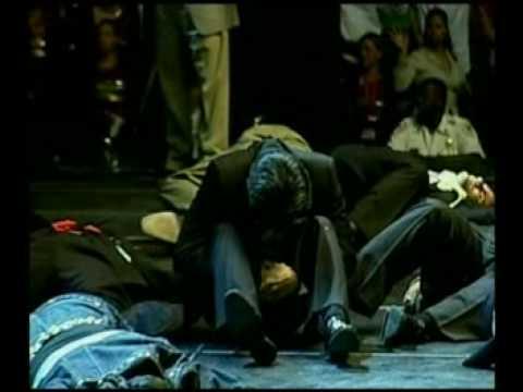 CAP2008 Pastor Benny Cash Luna Bienvenido Espiritu Santo