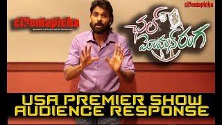 Chal Mohan Ranga USA Premier Show Response