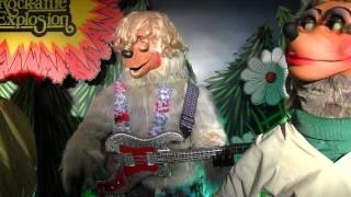 XMAS Gift Tape 1986** Rock-afire Explosion** Showbiz Pizza Place