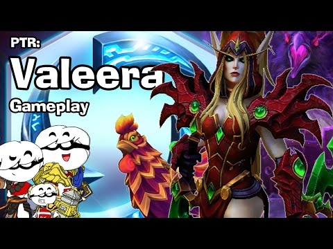 STEAL ALL THE KILLS! | Valeera Gameplay | Valeera PTR | Valeera Heroes of the Storm Gameplay