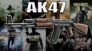 The Evolution of The AK-47 (AK47 in Every Call of Duty)