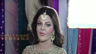 Rakhi Sawant On The Set Of Serial Chidiyaghar For Promotion Of Film Mumbai Can't Dance Sala 1