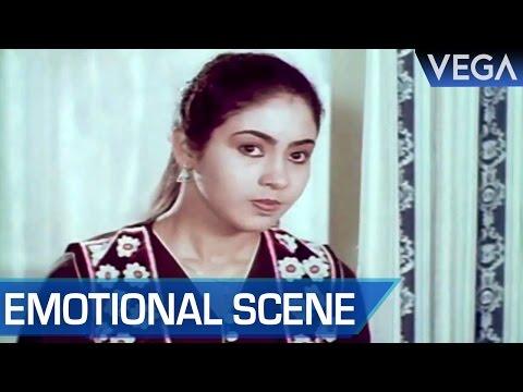 Jayashree Gets Angry On Her Brother || Kalamellam Un Madiyil Tamil Movie || Emotional Scene