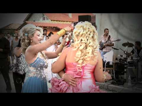 Saray Sisi ile Ali düğün klibi 2011 HD
