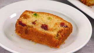 দেশী বেকারির স্বাদে ফ্রুট কেক || Bangladeshi Bakery style Dry Fruits Cake Recipe Bangla