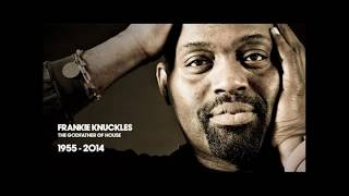 Teddy Pendergrass  You Cant Hide From Yourself Frankie Knuckles Directors Cut Classic Club Mix
