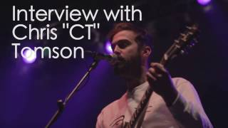 Interview with Chris Tomson of Dams of the West (and Vampire Weekend)