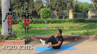 Fittness Advisor : 6 minutes Workout :S01 :E04 Full body workout