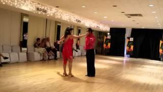 Rumba at DanceFever Club 2015 Gala - 05/29/2015