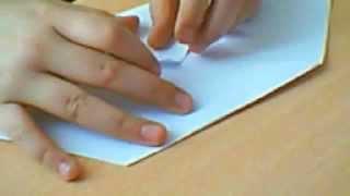 Mektup Zarfı Nasıl Yapılır?