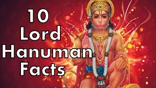 10 Unknown Facts About Lord Hanuman