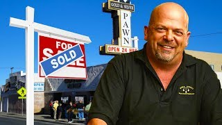 Rick Harrison Might Retire After This Deal *SHOCKING* (Pawn Stars)