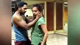 Hot Dance Rehearsal of Radhika Apte And Terence Lewis