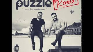Puzzle Band - Kar Dadi Dastam |DJ Vicolo Remix| پازل بند - کار دادی دستم