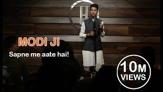 Modi Ji Sapne me aate hai -1 | Shyam Rangeela | New Comedy 2018