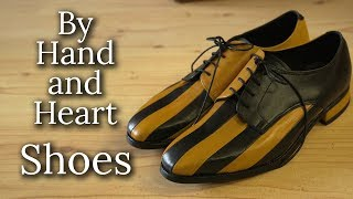 By Hand and Heart episode 3 | Shoemaking with Tutty's Shoes