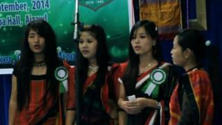 Mizoram Chakma Students'Union|Freshers Meet|Part-I|720HD  #2014