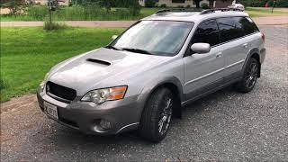 2006 Subaru Outback XT Walk Around - Sold