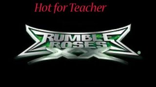 Rumble Roses Month: Hot for Teacher