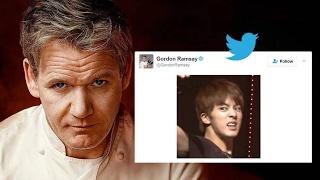 Gordon Ramsay Isn't A Fan Of BTS Jin's Cooking