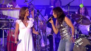 13 - Belle Perez & Glennis Grace - Natural Woman [live @ Because I am a Girl 2010]