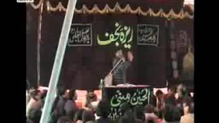 Nabisaw Hai Aasra Hai Kul Jahan Da   Qasida By Zakir ghulam Abbas RatanLahore   Video Dailymotion