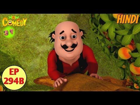 Motu Patlu | Cartoon in Hindi | 3D Animated Cartoon Series for Kids | The Magical Trees