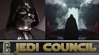 Will Darth Vader's Castle Appear In Episode 8? - Collider Jedi Council