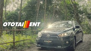 Toyota All New Yaris TRD Sportivo  Review Indonesia
