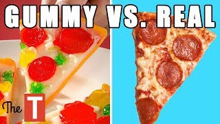 10 Gummy Foods That Taste BETTER Than Real Food