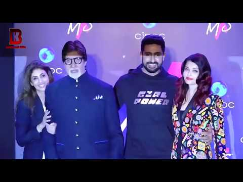 Xxx Mp4 Aishwarya Rai Abhishek Shweta Amitabh Bachchan Jaya Arrives At LAUNCH OF LABEL MXS 3gp Sex