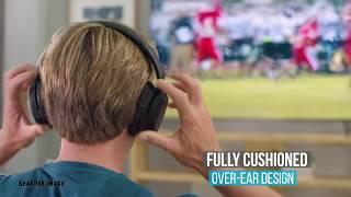 OwnZone Wireless TV Headphones - How to Use