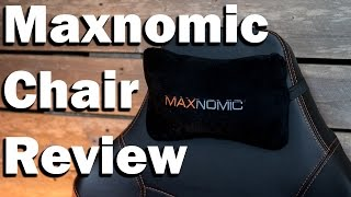 Maxnomic Titanus Review | A Year in the making