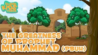 Prophet Stories For Kids in English | Prophet Muhammad (saw) Part-4| Islamic Kids Stories |Subtitles