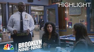 Amy Tries To Prove That She Is Not A Wimp | Season 3 Ep. 10 | BROOKLYN NINE-NINE
